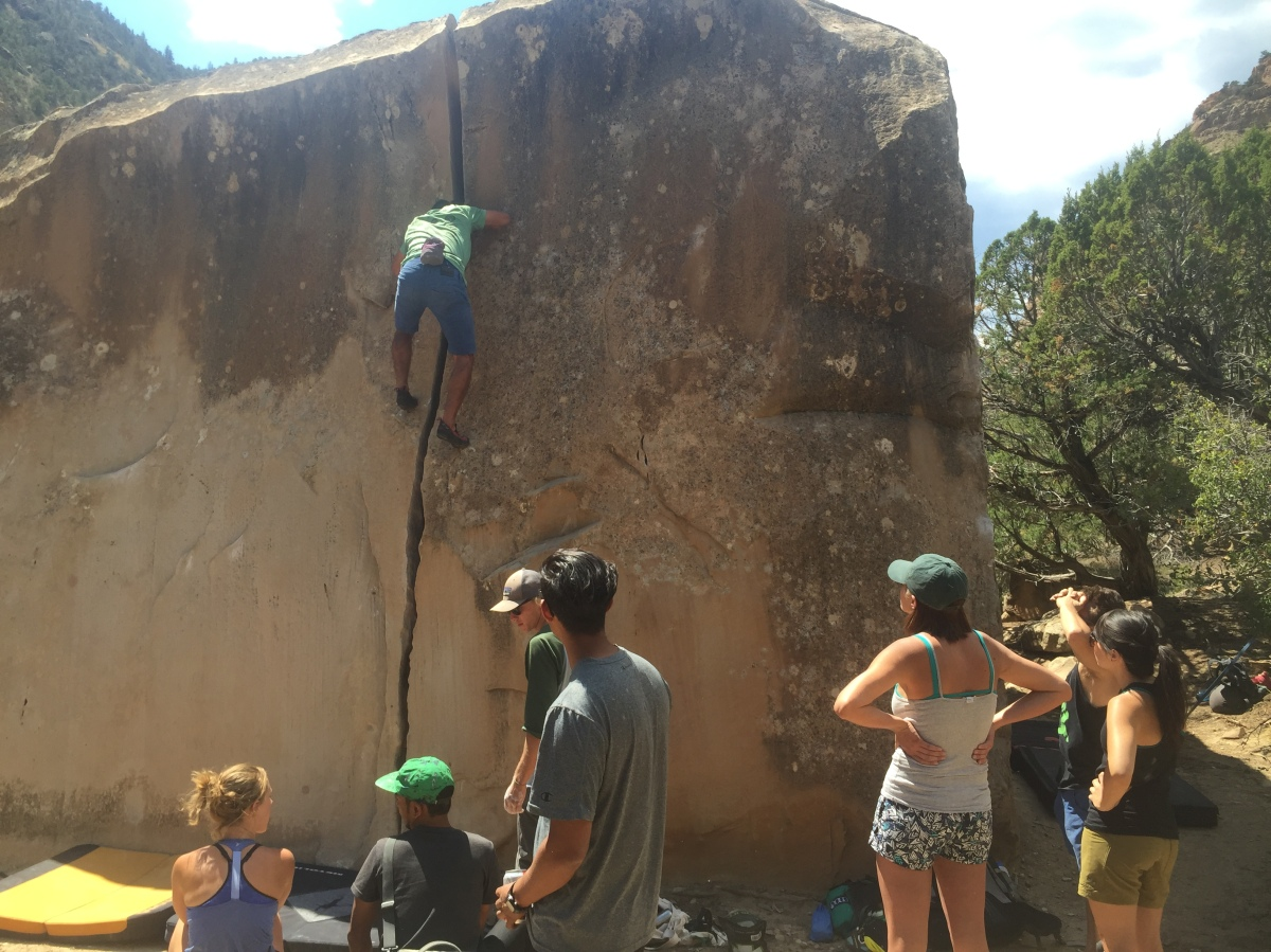 Joe's Valley (And Why the Climbing Community Rocks)