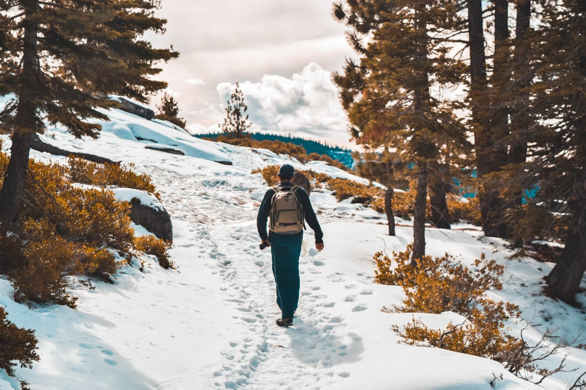 Winter Hiking Basics